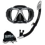 Spectra Dry Combo Set Taucherset Schnorchelset Maske Spectra und Schnorchel