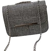 Adatti a donne catena in pelle borsetta