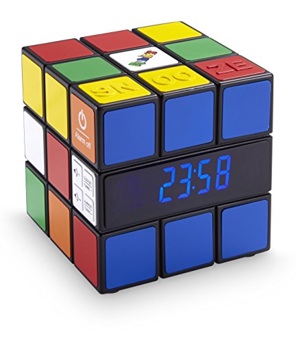 220 Wecker (Big Ben, Radio Clock Rubik's Cube)