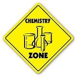 Beenanas-Cartel decorativo signos química zona diseño tabla periódica de elementos clase grado Metal Sign de aluminio para garajes, sala de estar
