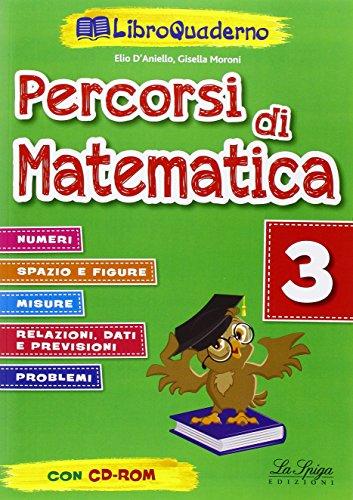 Percorsi di matematica. Per la Scuola elementare: 3
