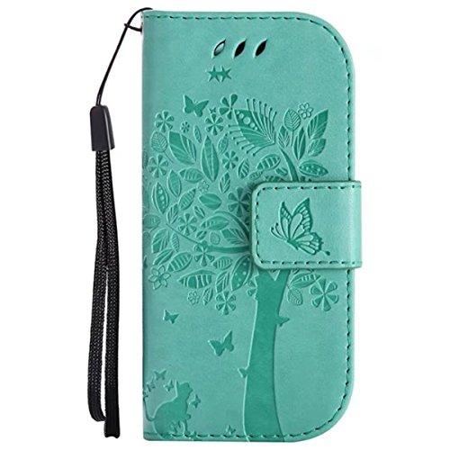 HUANGTAOLI Custodia in Pelle Portafoglio Flip Case Cover per Nokia 3310 (2017)