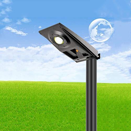 Yaxuan 2019 Nuevo COB Solar Street Light Cuerpo Humano lámpara de inducción Impermeable jardín lámpara Nueva Rural lámpara de Pared para Viaje, Yarda, Porche