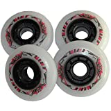 8 St. Mint Inline Skate Rollen Race - 80mm/84A - Top Performance, Size: 80, Colour: 84A