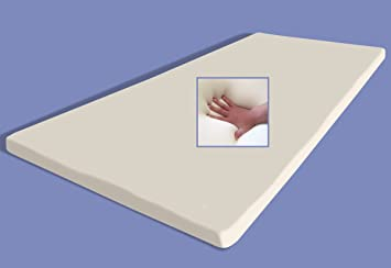 Matratze Zu Hart Auflage gel gelschaum matratzenauflage memory foam höhe 5 cm matratzen