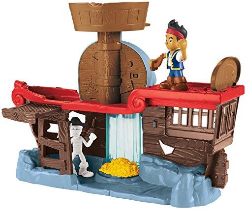 Jack und die Nimmerland Piraten - Kampf um das Schiffswrack [UK Import] (Piraten Jake Und Die Neverland Aus Jake)