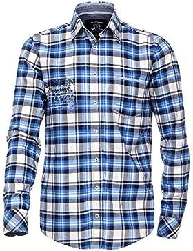 CASAMODA Herren Businesshemd 441904200 Casual Fit