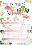 Familienplaner XL Familienkalender Familientimer Family Timer 2020 DIN A3 Wandkalender Kalender Familie 5 Spalten