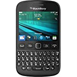 "Blackberry 9720 - Smartphone libre Blackberry QWERTZ (pantalla de 2.8"", cámara 5 Mp, 512 MB de RAM), negro [importado]"
