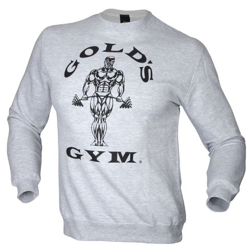 Golds Gym Mens Fitted Sweatshirt