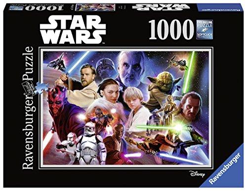 Ravensburger 19885 Starwars: Limited Edition 1, Erwachsenenpuzzle (Star Wars Puzzle)