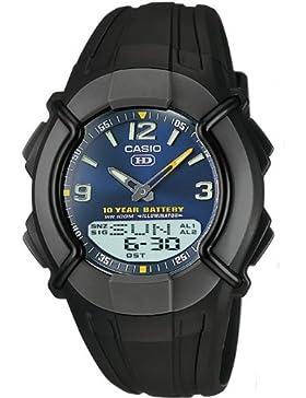 Casio Collection Herren-Armbanduhr Analog / Digital Quarz HDC-600-2BVES