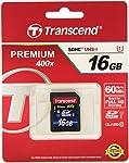 Transcend Premium - Tarjeta de...