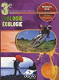Biologie écologie 3e de l'enseignement agricole Module M10
