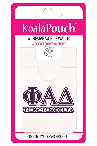 Phi Alpha Delta-Koala Tasche-Selbstklebend Handy Wallet