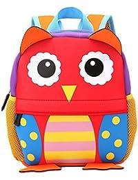 Kinderrucksack Animal Schule Tasche Rucksack for Kinder Baby Jungen Mädchen Kleinkind 2-6 Alter preisvergleich bei kinderzimmerdekopreise.eu