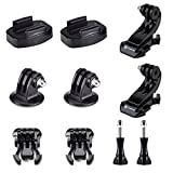 Smatree 10 in 1 tripod mount Accessories for GoPro Hero 5/4/3/2/1, SJ4000/SJ5000