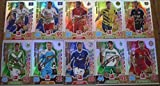 Match Attax 2017/18 alle 10 Legenden komplett 17/18 Legende