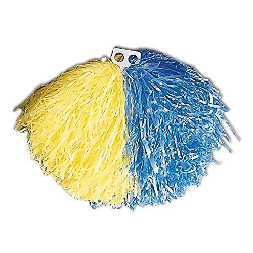 Widmann 1094E Pom, gelb/blau, One Size