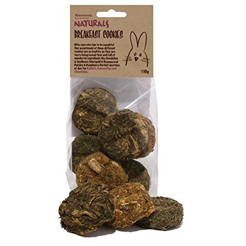 Rosewood Boredom Breaker Natural Treat Breakfast Cookies
