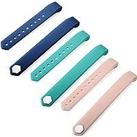 Sopear id115hr ersatzarmband,Verschleißfeste,Wasserdichte,Atmungsaktive,Nicht verfügbar für ID115 Plus