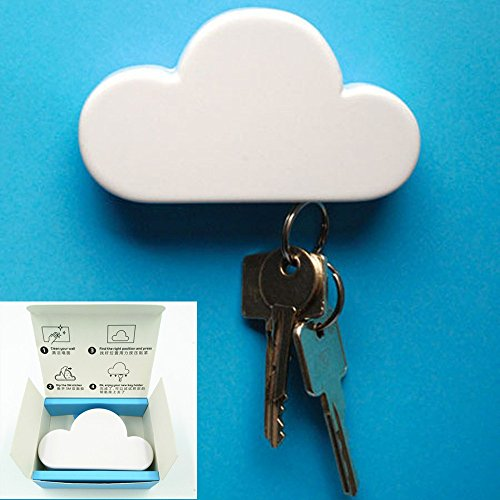 EQLEF® Nube forte magnetico Key Keys Holder