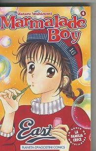 Marmalade Boy tomo numero 04 par Wataru Yoshizumi