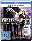 Threesome - Eine Nacht in New York [3D Blu-ray + 2D Version] [Alemania] [Blu-ray]