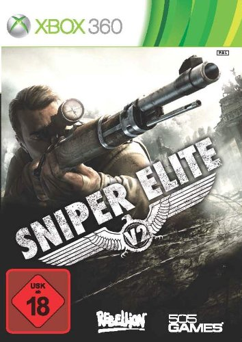 Xbox 360 Jagd-video-spiele (Sniper Elite V2 - [Xbox 360])