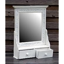Suchergebnis auf f r spiegelschrank landhaus - Amazon spiegelschrank ...