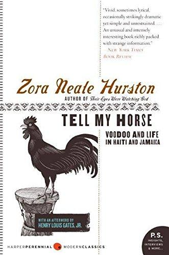 [(Tell My Horse)] [Author: Zora Neale Hurston] published on (January, 2009)