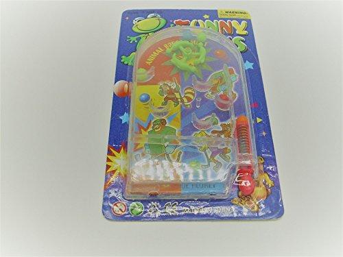 8x Flipperspiel Flipper Pinball Mitgebsel Kindergeburtstag Tombola Reisespiel