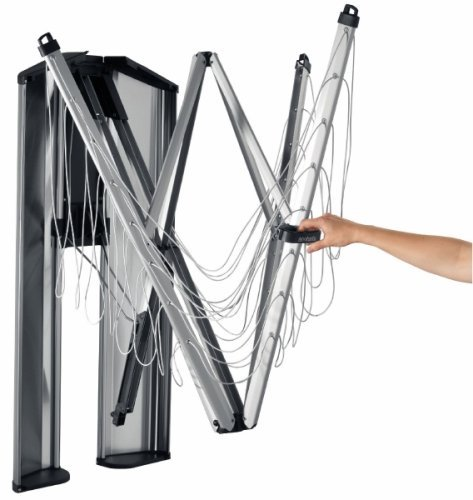 Brabantia 475924 - Tendedero de Ropa Plegable de Pared...