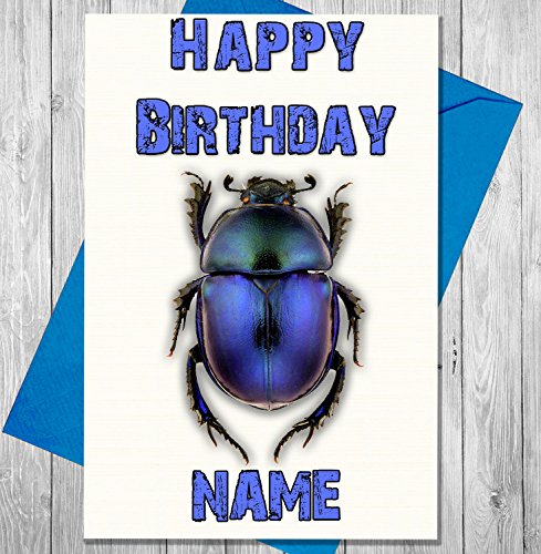 blue-beetle-personalised-birthday-card-any-name-or-age-printed-on-the-front