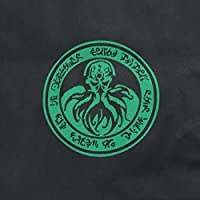 Cthulhu tote shopping bag 100% recycled
