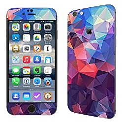 Theskinmantra Sprouted Cubes SKIN/STICKER for Apple Iphone 6S Plus