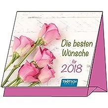 """Aufstellkalender """"Die besten Wünsche"""" 2018"""
