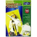 Premier papelería Pro: forma A4fundas para plastificar (100unidades)