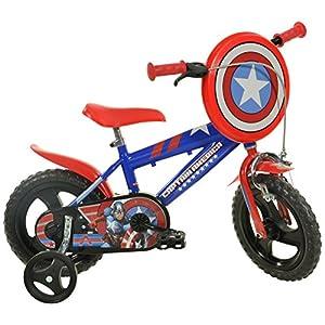 51mHphAflrL. SS300 Dino 412Ul-Ca - Bicicletta Capitan America