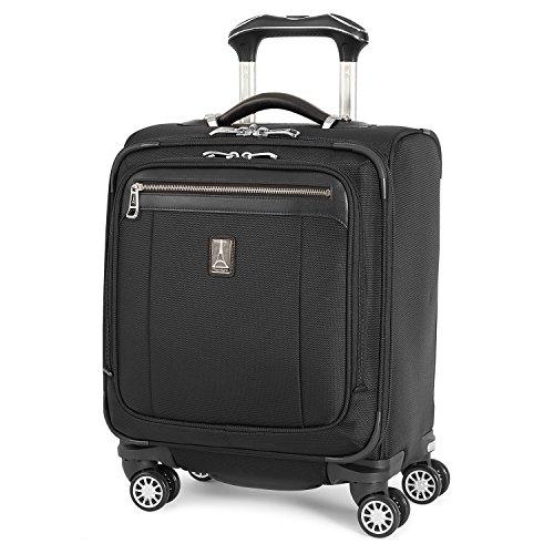 Travelpro Platinum Magna 2 Spinner Tote, Black, One Size