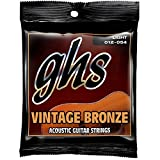 Ghs Corde Vintage Bronze Vn-L