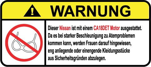 nissan-ca18det-motor-german-lustig-warnung-aufkleber-decal-sticker