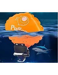 búfer Wearable portátil salvavidas dispositivo Fácil de agua flotando visillo flotabilidad ayuda dispositivo para adultos niños y Nueva flotador ertrunken con angeber hinchable con dispositivo de seguridad...