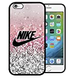 Générique Coque Iphone Samsung Nike Paillettes Vintage Etui Housse (6 Plus 6s Plus)