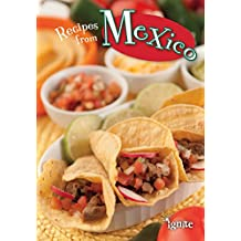 Recipes from Mexico