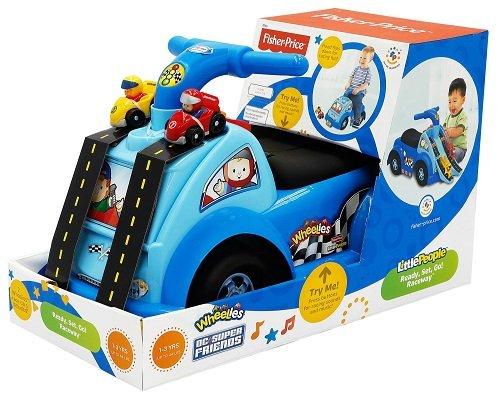 Fisher Price-fp8266-precoz., para Gatear Progr essif, vehículos para niños