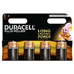 Duracell MN1400 Plus Power Alkaline C...