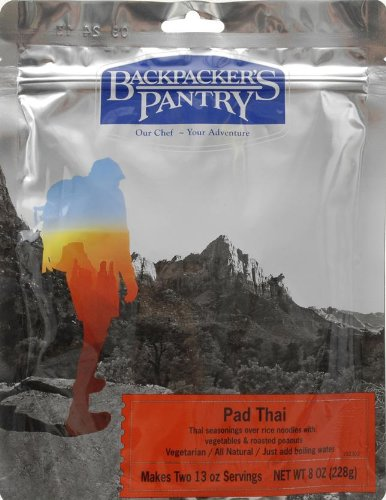 Backpacker Dispensa Pad Thai