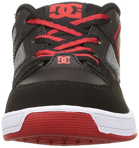 DC ShoesSceptor - Sneaker Bambino Nero (Noir (Black/Grey/Red))