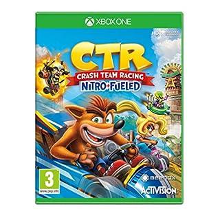 CrashTM Team Racing Nitro-Fueled (Xbox One)